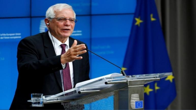 الإتحاد الأوروبي يعلن عن رفضه لخطة السلام التي طرحها ترامب لإنهاء الصراع الفلسطيني الإسرائيلي