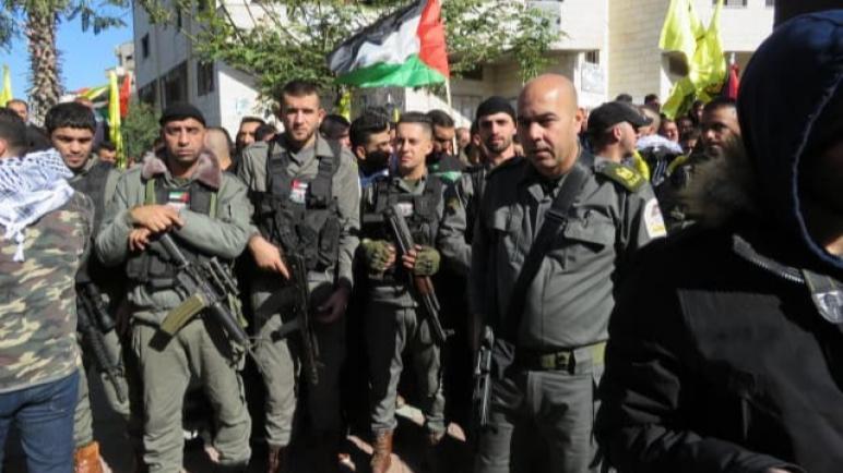 مصادر إسرائيلية تزعم أن السلطة الفلسطينية منعت هجوم بالقنابل على الجيش الإسرائيلي والسلطة تنفي ذلك