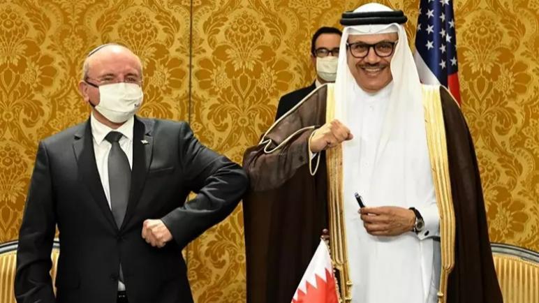 الكيان الإسرائيلي والبحرين يتفقان على فتح سفارتين في زيارة وزير الخارجية البحريني إلى القدس