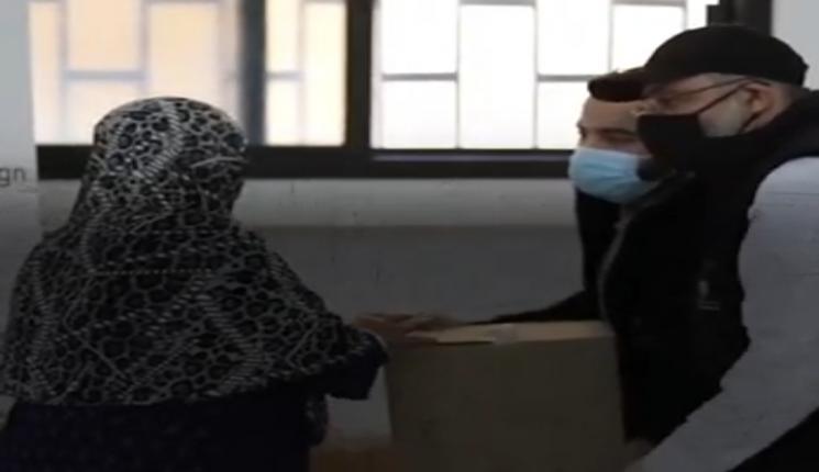 شاهد فعاليات اليوم الثاني لحملة الوفاء الأوربية في مخيم الرشيدية في صور بجنوب لبنان