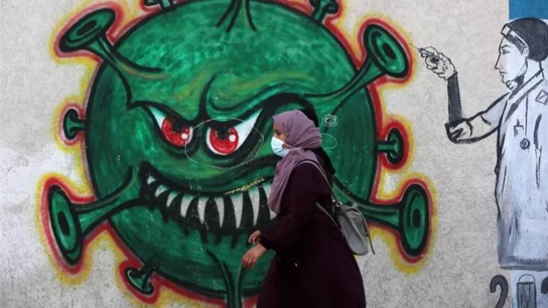 قطاع غزة يسجل رقما قياسيا في عدد الوفيات اليومية بفيروس كورونا
