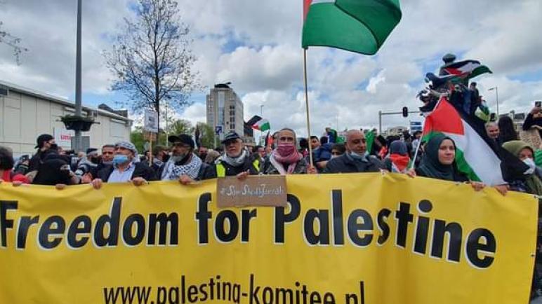 الاتحاد الأوروبي يرحب بوقف اطلاق النار بين الكيان الإسرائيلي والمقاومة الفلسطينية ويطالب بحل سياسي يأتي بالسلام الدائم