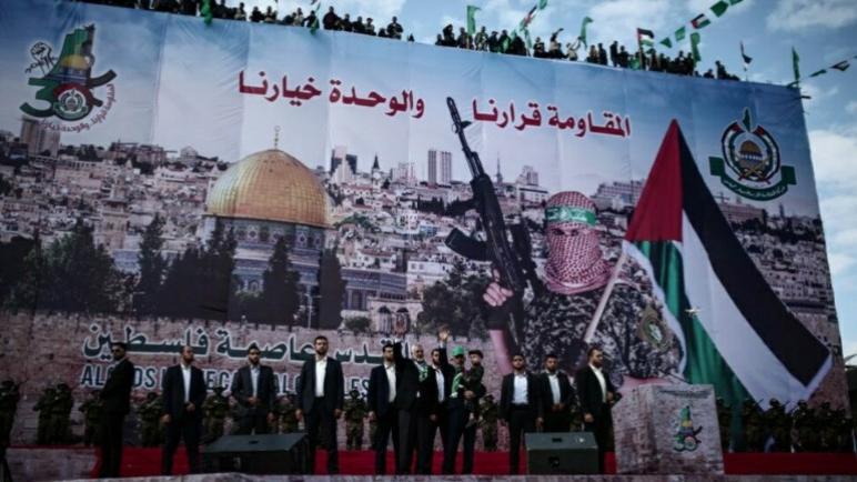 ماهي حماس وماذا تفعل في غزة: حقاً إنها منظمة ضخمة ومن المنطق أن تبدأ الدول الغربية بالحديث معها