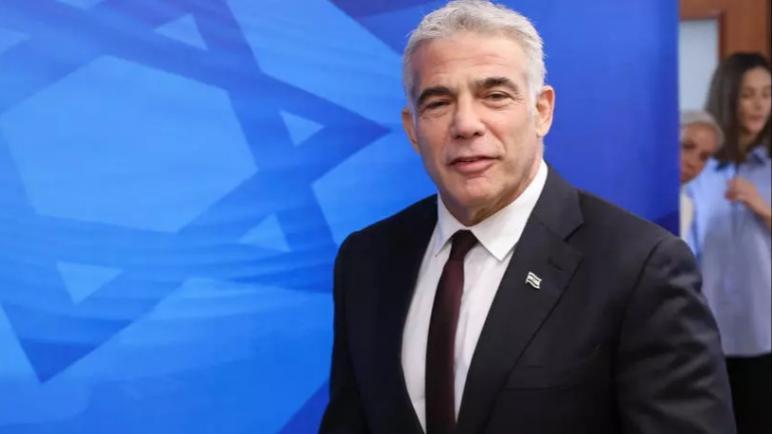 وزير خارجية الكيان الإسرائيلي يائير لبيد يعلن عن زيارة رسمية غير مسبوقة للإمارات العربية المتحدة