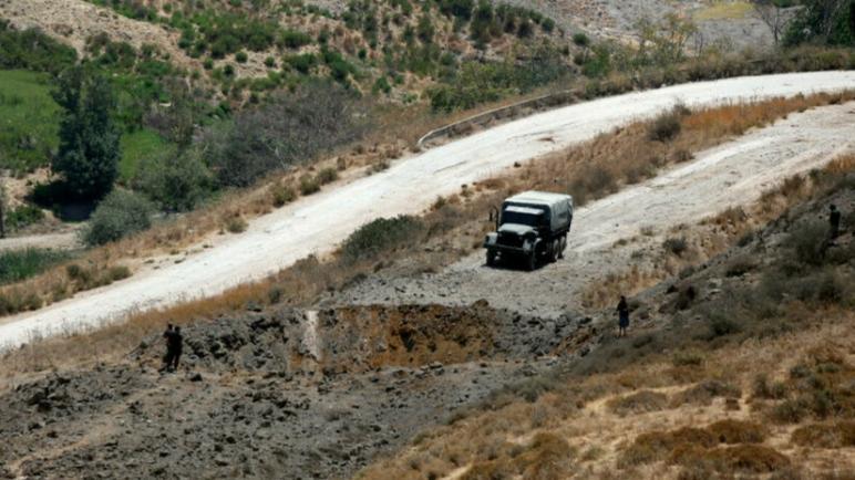 حزب الله اللبناني يعلن عن هجوم صاروخي على مواقع للكيان الإسرائيلي