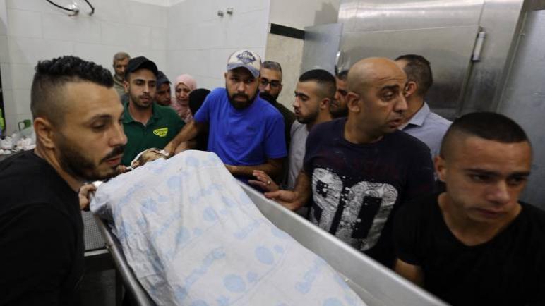 استشهاد أربعة فلسطينيين في تبادل إطلاق نار مع شرطة الحدود الإسرائيلية