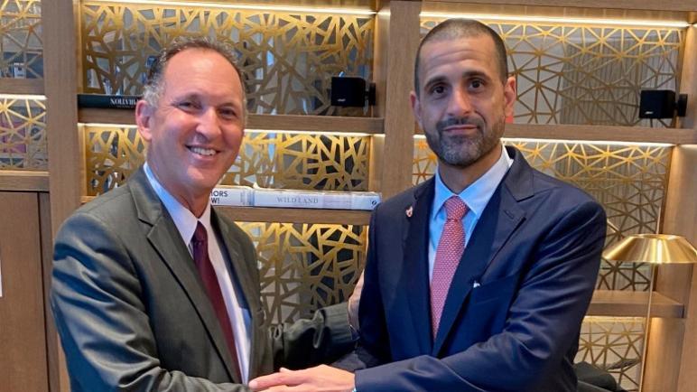 البحرين ترسل أول سفير لها لدى الكيان الإسرائيلي