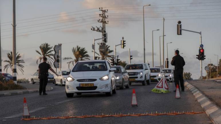 اعتقال اثنين من الأسرى الفلسطينيين الهاربين من سجن إسرائيلي