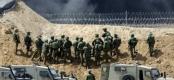 إسرائيل تنجز 43 كم من العائق على حدود غزة