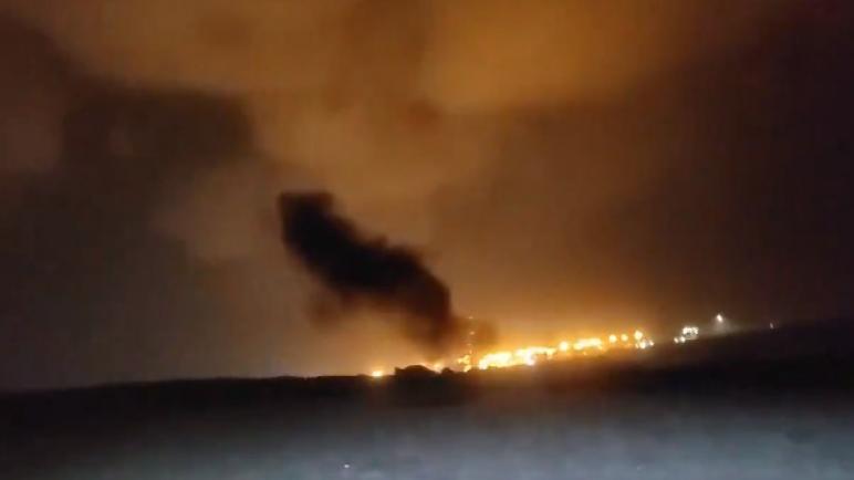 إطلاق صاروخين من غزة على الكيان الإسرائيلي الذي رد بقصف أهداف لحركة حماس