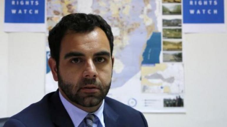 """المحكمة الإسرائيلية العليا تصدق على قرار طرد عمر شاكر المدير الإقليمي لمنظمة حقوق الإنسان """"هيومن رايتس ووتش"""""""