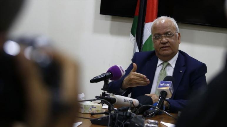 فلسطين تقاطع مؤتمر الولايات المتحدة الأمريكية في وارسو
