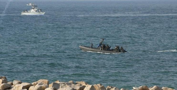 قوات الكيان الإسرائيلي تهاجم مراكب الصيد الفلسطينية في غزة