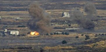 دمشق تعلن عن تصدي دفاعاتها الجوية لقصف إسرائيلي على مصياف بمحافظة حماة