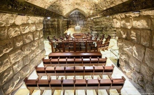 The Israeli Authorities Turn a Mosque in Safed into a Nightclub