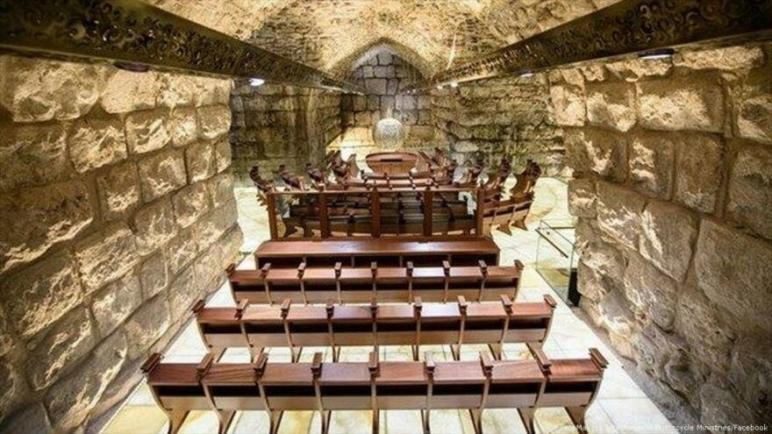 الإحتلال الإسرائيلي يقوم بتحويل مسجد إسلامي في صفد إلى ملهى ليلي