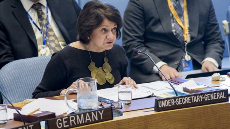 الأمم المتحدة تهاجم السياسة التوسعية التي يتبعها الكيان الإسرائيلي لعرقلة عملية السلام