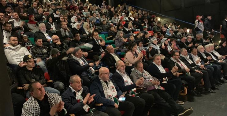 المنتدى الفلسطيني في الدنمارك ينظم مهرجانا في ذكرى يوم الأرض