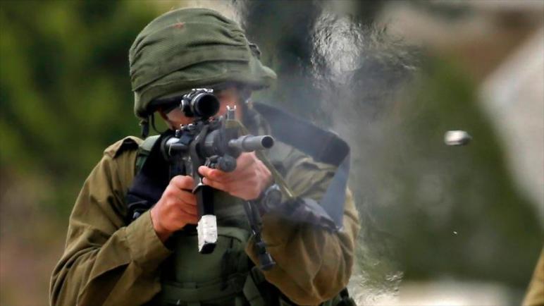 """جيش """"الكيان الإسرائيلي"""" يجرب أسلحته على الأطفال الفلسطينيين لتعزيز مبيعاته الدولية"""