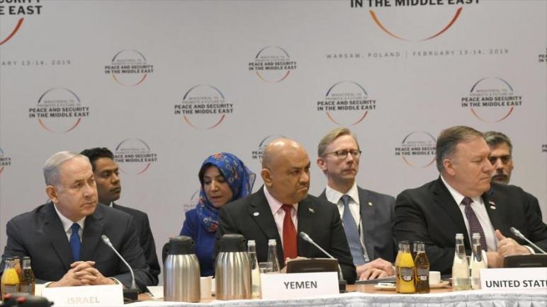 وزارة الخارجية اليمنية: مؤتمر وارسو كشف تعاون السعودية مع أمريكا وإسرائيل ضد اليمن