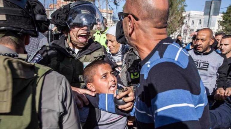 تقرير عن الأمم المتحدة: الكيان الإسرائيلي يرتكب انتهاكات جسيمة بحق الأطفال الفلسطينيين