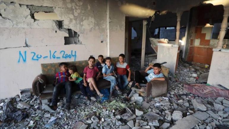 تقرير من الأمم المتحدة والاتحاد الأوروبي والبنك الدولي حول تدهور الوضع في غزة بعد الحرب العدوانية الإسرائيلية