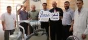 """""""إسراء الخيرية"""" تفتتح عيادة لطب الفم والأسنان في مركز جباليا بغزة"""