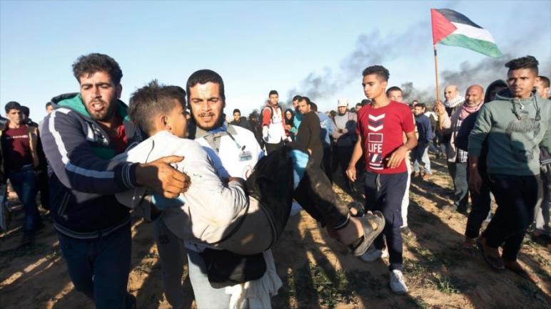 الأمم المتحدة: إسرائيل تنتهك القانون الدولي وتقتل الأطفال الفلسطينيين