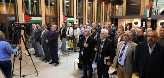 مؤسسات فلسطينية تعقد ورشة عمل تخصصية في الدنمارك لبحث أليات دعم الحراك الفلسطيني في لبنان ضد قرار وزارة العمل