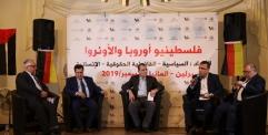 """ندوة حول الأبعاد الإنسانية للأونروا ضمن """"مؤتمر فلسطينيو أوروبا والأونروا"""" في برلين"""