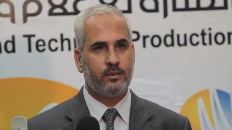فوزي برهم المتحدث عن حماس: قطع الولايات المتحدة للأموال عن فلسطين هو ابتزاز سياسي مخجل