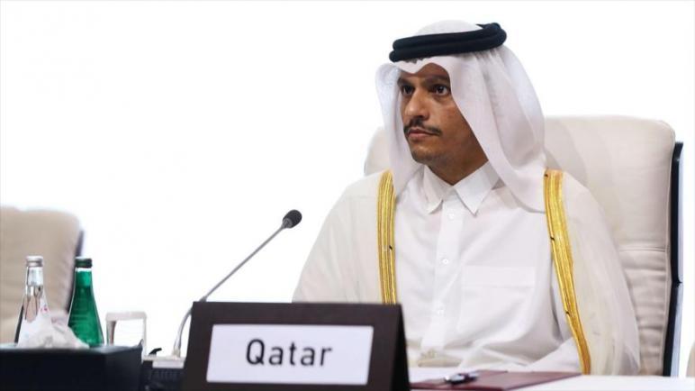 قطر لن تطبع علاقاتها مع الكيان الإسرائيلي طالما هناك أراضي فلسطينية محتلة