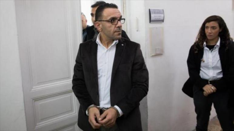 """شرطة الكيان الإسرائيلي تعتقل محافظ القدس بتهمة ممارسة نشاط """"غير قانوني"""""""