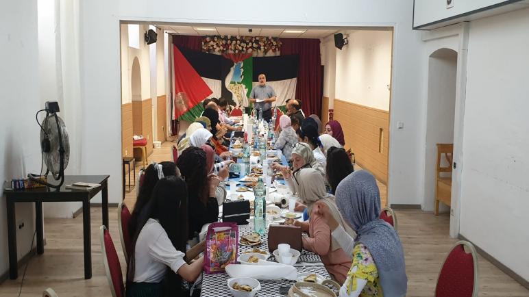 مؤسسات فلسطينية تجتمع في فيينا للتوافق على الفعاليات الفلسطينية في النمسا
