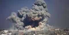 حصيلة العدوان الإسرائيلي الأخير على قطاع غزة – EPAL