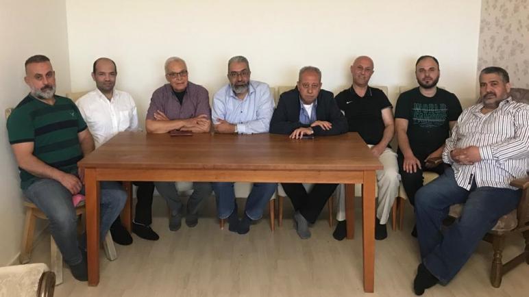 تشكيل لجنة تنسيق للعمل الفلسطيني في المملكة الهولندية