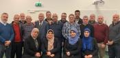 مؤسسة مؤتمر فلسطينيي أوروبا تعقد لقاءات في كوبنهاغن تحضيرا لمؤتمرها الثامن عشر القادم في باريس