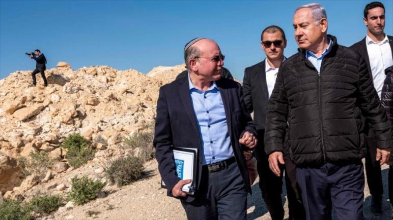 مهاجمة قاعدة عسكرية إسرائيلية أثناء زيارة نتنياهو للحدود مع قطاع غزة