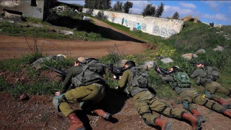 الكيان الإسرائيلي يجري تدريبات عسكرية استعداداً لحرب محتملة في قطاع غزة