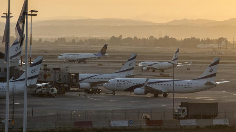 افتتاح مطار رامون الإسرائيلي قرب إيلات في 22 يناير