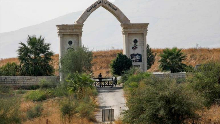 الكيان الإسرائيلي يهدد بقطع المياه عن الأردن في حال إصرار الملك عبدالله على استعادة منطقتي الباقورة والغمر