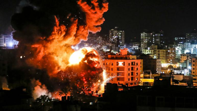 """""""الجنائية الدولية"""" و""""هيومن رايتس ووتش"""" تنددان بانتهاكات الاحتلال الإسرائيلي في القدس وقطاع غزة"""