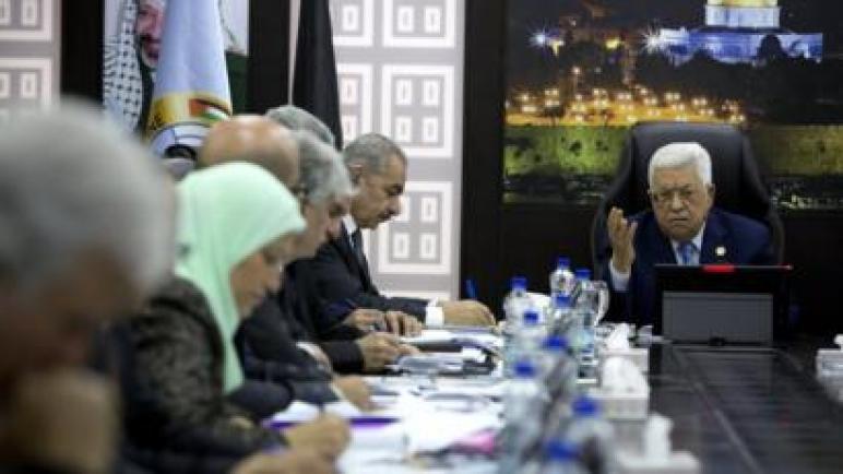ازدياد الغضب من زيادة رواتب الوزراء في السلطة الفلسطينية بنسبة 67%