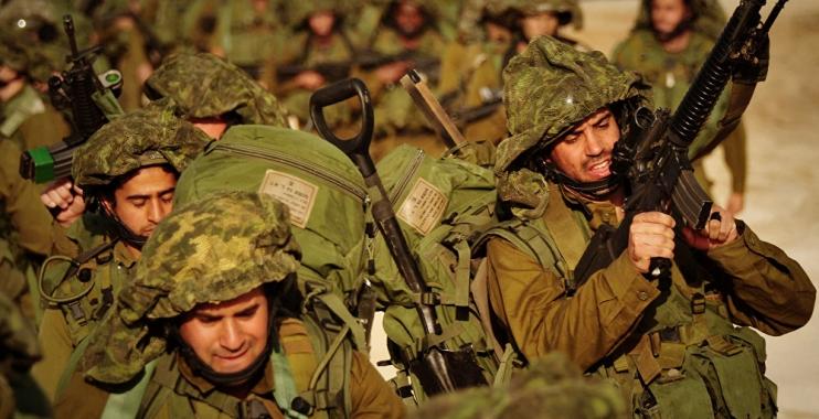 الجيش الإسرائيلي يعلن تدمير نفق تم حفره ليمتد عبر حدود غزة