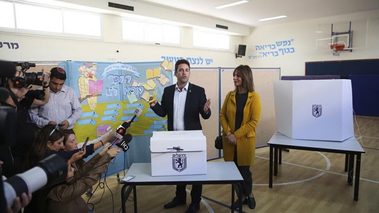 انتخابات رؤساء البلديات وأعضاء المجالس المحلية في الاراضي الاسرائيلية – لأول مرة في مرتفعات الجولان