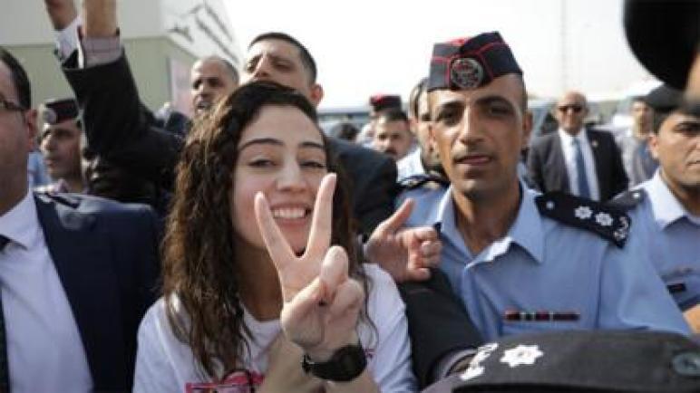 إطلاق سراح الأردنيان المحتجزان لدى الكيان الإسرائيلي منذ شهور بعد أزمة دبلوماسية