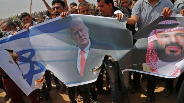 مؤشرات على أن السعودية تتجه لعقد اتفاقية سلام وتطبيع مع الكيان الإسرائيلي