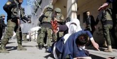 أمن السلطة الفلسطينية يستخدم القوة في قمع المظاهرات المؤيدة لحماس في الضفة الغربية