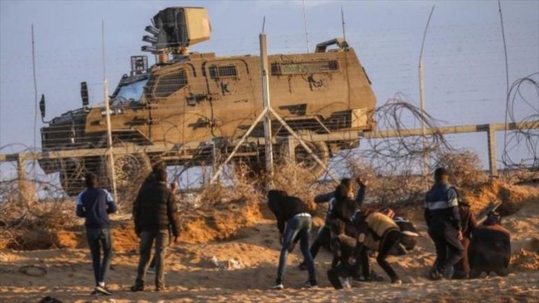 قوات الإحتلال الإسرائيلي تشن غارات على عدة أماكن في قطاع غزة المحاصر