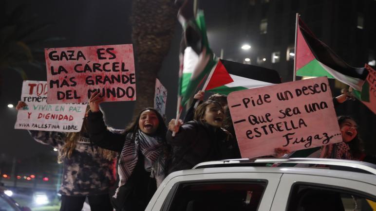 لا يوجد مكان في العالم خارج الدول العربية يوجد به الكثير من الفلسطينيين كما هو الحال في تشيلي